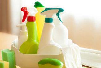 Curățenia de primăvară – Cum să preparăm o soluție pentru curățare?