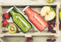 Sucuri naturale din fructe și legume pentru o sanatate de fier