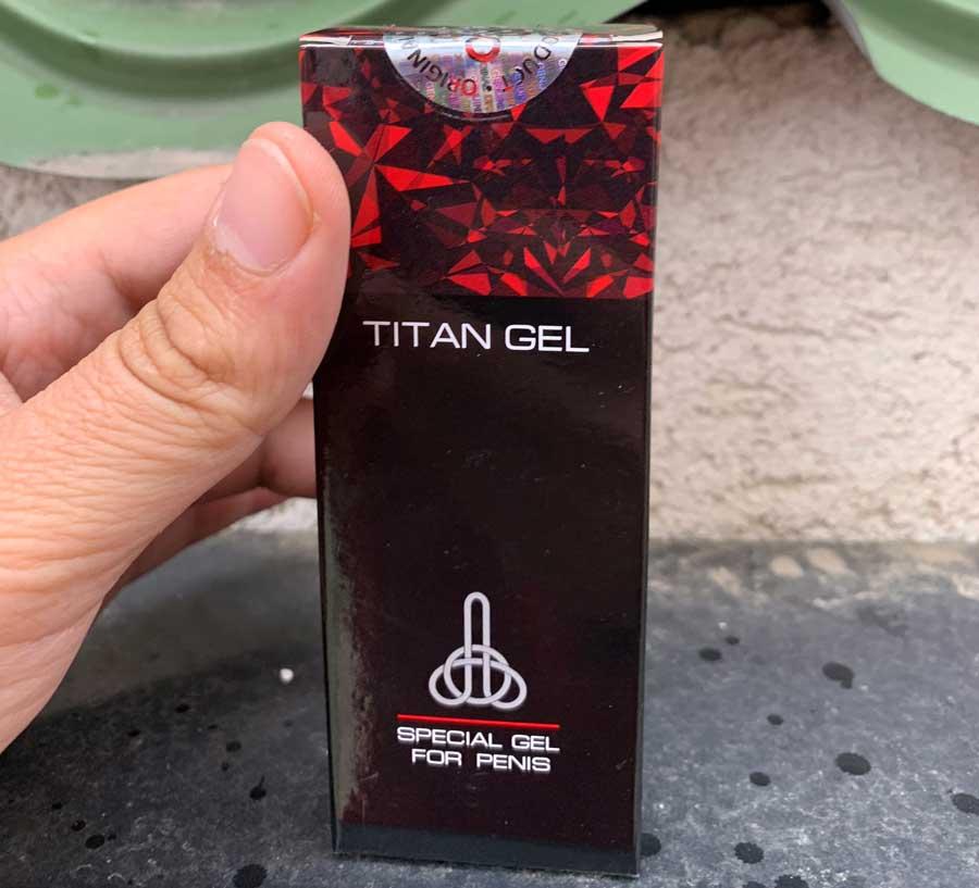 marirea penisului cu titan gel