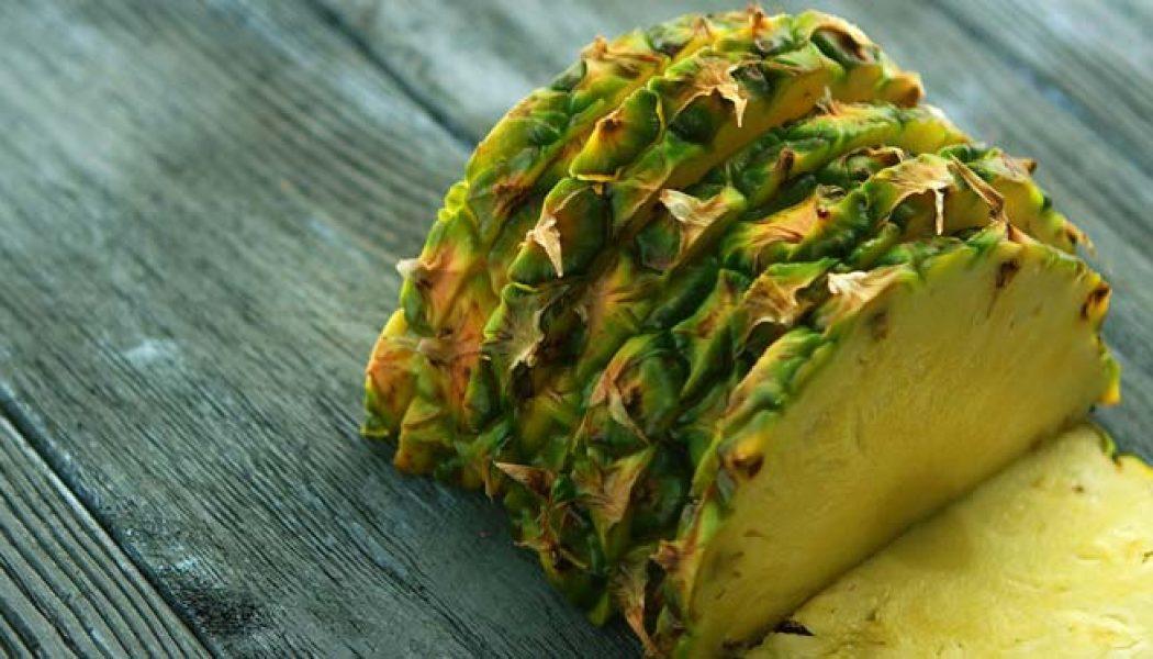 Ananas pentru ten frumos