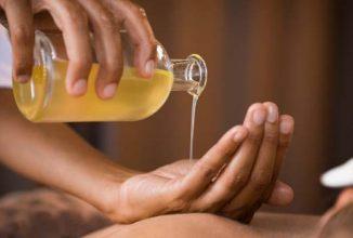 Masajul cu ulei