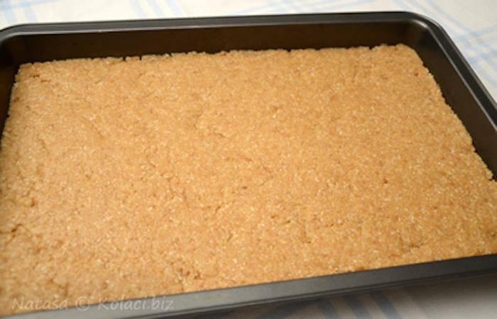 Prăjitură cu nucă de cocos preparare