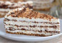 Tort cu alune și mascarpone – dulcele pe care l-aș putea mânca în fiecare zi